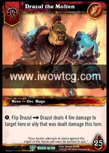 熔火泽拉祖 / Drazul the Molten